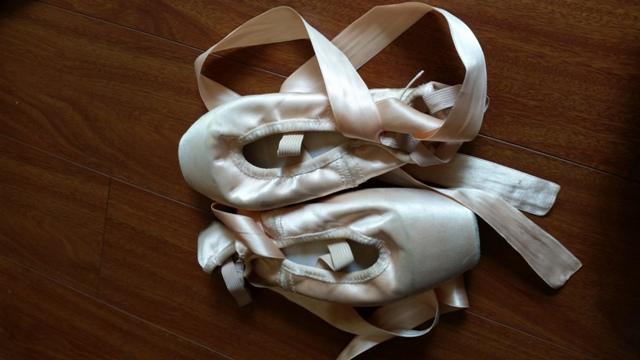 Fazer Ballet com Sapatilhas de Pontas