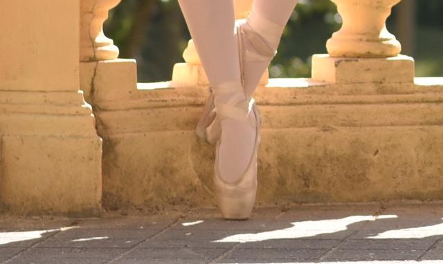 Porque a Bailarina Não é uma Pessoa Normal? – por Ariana Santos