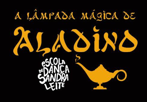 a lampada magica de aladino