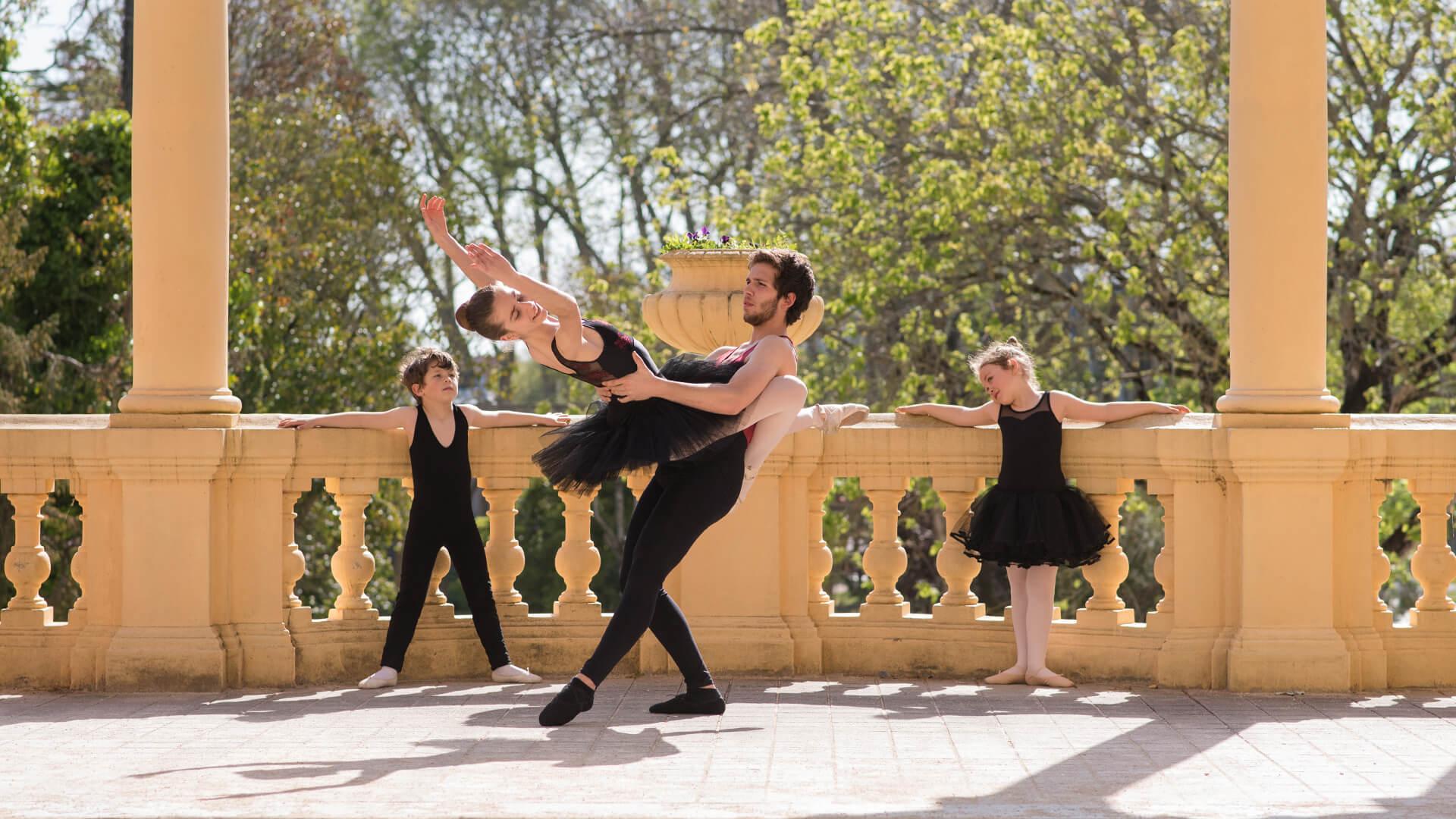 Escola Sandra Leite - Escola de dança em Aveiro