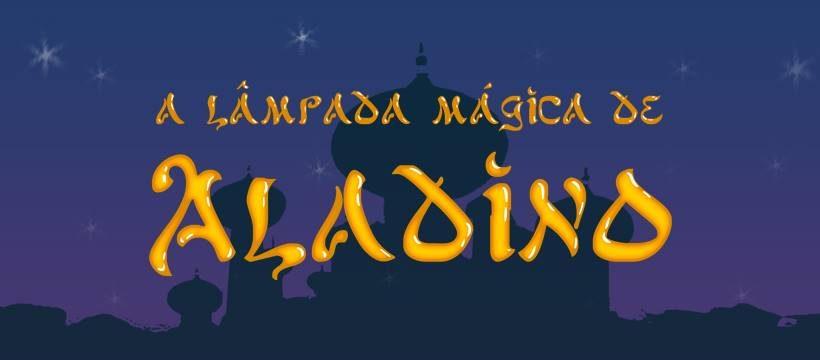 A Lâmpada Mágica de Aladino